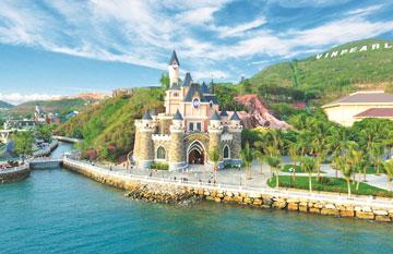 ทัวร์เวียดนามใต้ ดาลัด มุยเน่ ญาตราง ชมทุ่งดอกไฮเดรนเยีย สนุกกับเครื่องเล่น Vin Pearl Theme Park  4 วัน 3 คืน สายการบินไทยเวียดเจ็ท แอร์